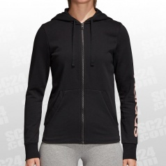 Essentials Linear FZ Hoodie Women