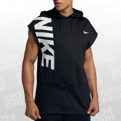 Dry Sleeveless Training Hoodie