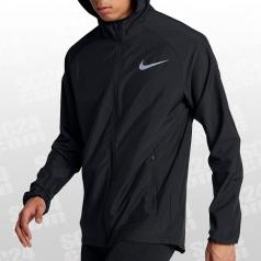 Essential Running Hooded Jacket