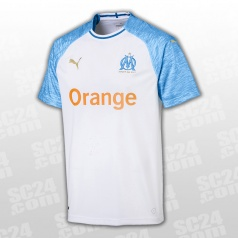 Olympique Marseille Replica Home Trikot 2018/2019