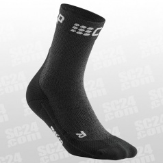 Winter Compression Short Socks Women