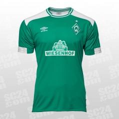 Werder Bremen Home SS Jersey 2018/2019