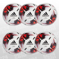 Team Match Ball 6er Ballpaket