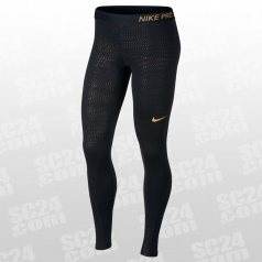 Pro Metallic Dots Tight Women