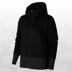 Dry Logo Training Full-Zip Hoodie Women
