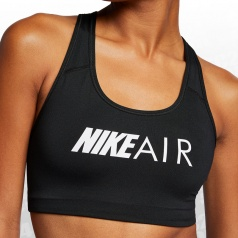 Air Swoosh Graphic Bra Women