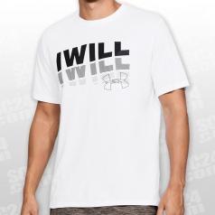 I Will SS Tee