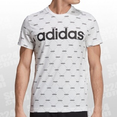 Core Linear Graphic Tee