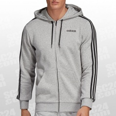 Essentials 3S FZ Hoody Fleece