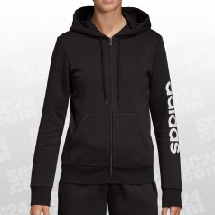 Essentials Linear FZ Fleece Hoody Women