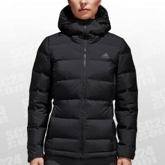 Helionic Down Hooded Jacket Women
