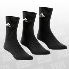 Cushioned Crew Socks 3Pack