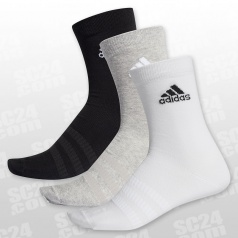 Light Crew Socks 3Pack