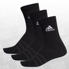 Light Crew Socks 3Pack