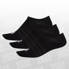 Light No-Show Socks 3Pack