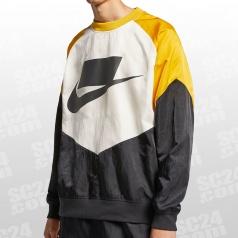 Sportswear Woven Crew