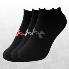 Essentials No Show Socks 6er-Pack Women