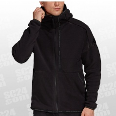 Z.N.E. Hooded Fleece FZ Pullover