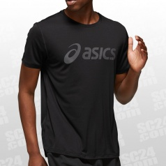 Silver Asics SS Top