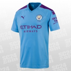 Manchester City Replica Home Jersey 2019/2020