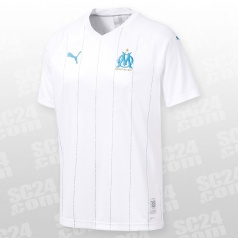 Olympique Marseille Replica Home Jersey 2019/2020