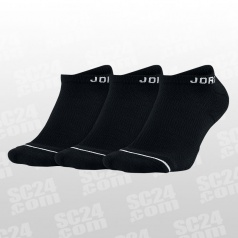 Jordan Everyday Max Cushioned No Show Socks 3PPK