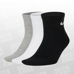 Everyday Lightweight Ankle Socks 3PPK