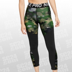 Pro Rebel Camo 7/8 Tight Women