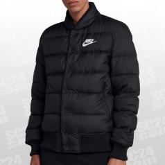 Sportswear Down Fill Bomber