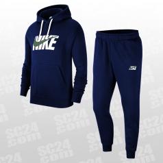 Sportswear Graphic Fleece Track Suit