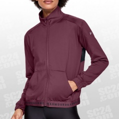 HeatGear Armour Full Zip Jacket Women