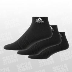 Light Ankle Socks 3Pack