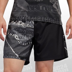 Own The Run Graphic Shorts
