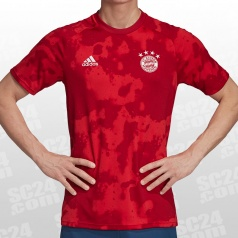FC Bayern Home Pre-Match Shirt
