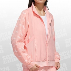 Favorites Woven Track Top Women