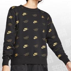 Sportswear Shine Fleece Crew Women