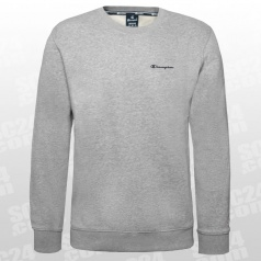 Crew Neck Fleece Sweatshirt
