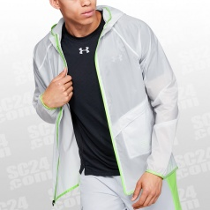 Qualifier Storm Run Packable Jacket