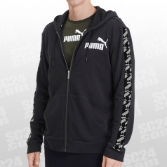 Amplified Hooded Training Sweat Jacket