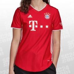 FC Bayern Home Jersey 2020/2021 Women