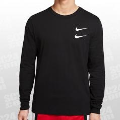 Sportswear Swoosh LS Tee