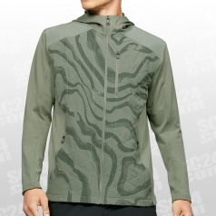 ColdGear Reactor Hybrid Lite Printed Jacket
