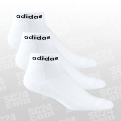 Half Cushioned Ankle Socks 3Pack