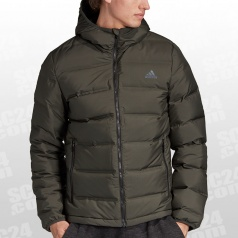 Helionic Down Hooded Jacket