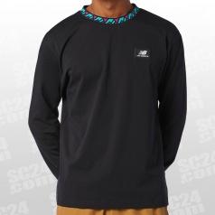 Athletics Terrain Long Sleeve Shirt