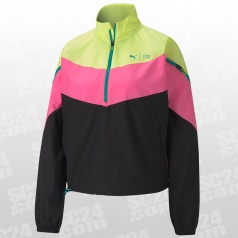 Train First Mile Xtreme Woven Jacket Women