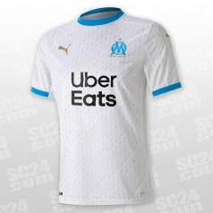 Olympique Marseille Home Shirt Replica 2020/2021