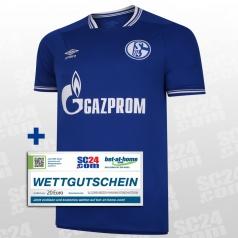 FC Schalke 04 Home Jersey 2020/2021