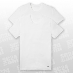Everyday Cotton Stretch S/S Crew Neck Undershirt 2 Pack