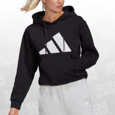 Sportswear Badge of Sport Hoodie Women